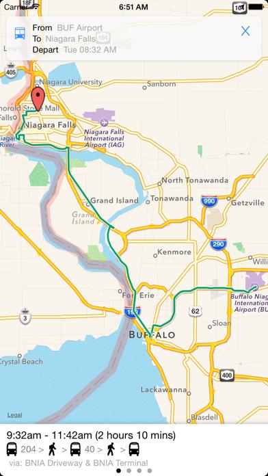 Transit Tracker - Buffalo-3