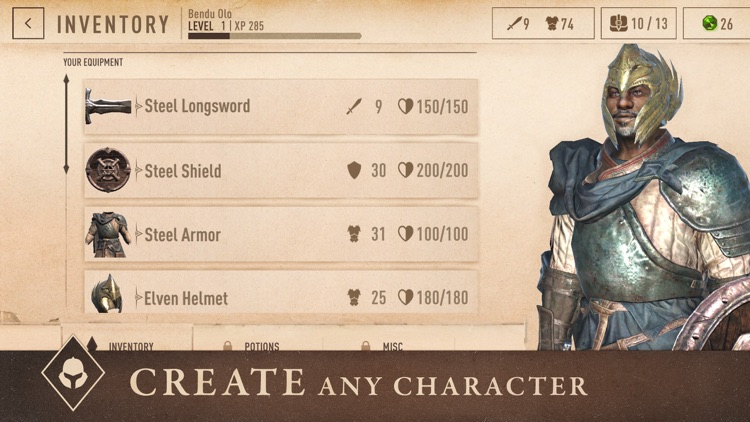 The Elder Scrolls: Blades screenshot-3