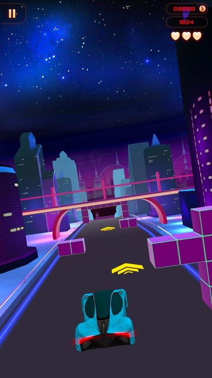 Speedy Car Drive : Pro Racing screenshot-3