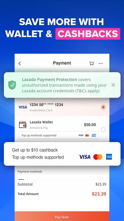 Lazada 8.8 Sale 2021 screenshot-6