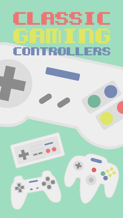 Gaming Controllers Classic screenshot one