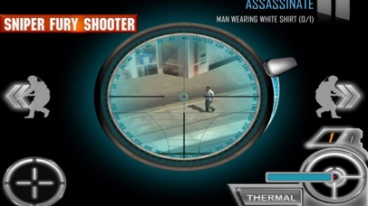 Modern Sniper: City Terrorist screenshot 2