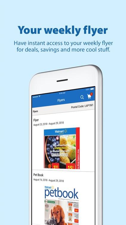 Walmart – Shopping Made Easy screenshot-4