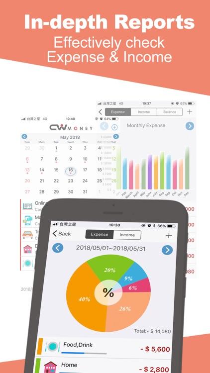 CWMoney Pro - Expense Tracker screenshot-3