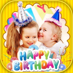 Happy Birthday Photo Editor