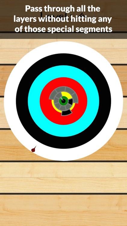 Hitting the bullseye : Full