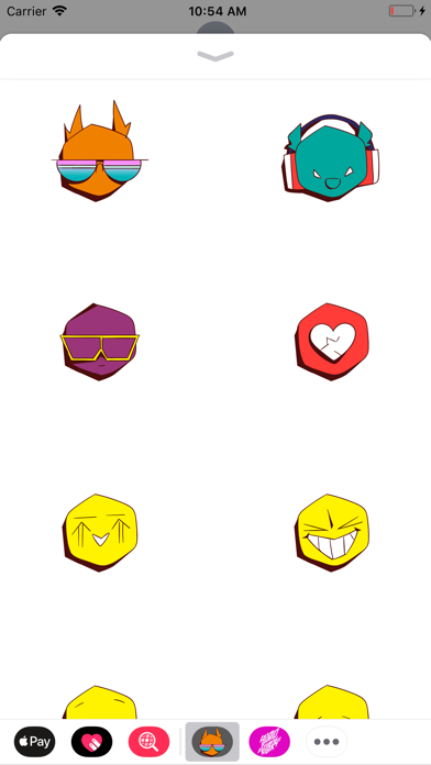 Studio Killers Emoji SetScreenshot of 4