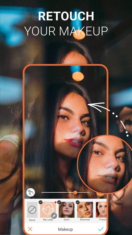 AirBrush - Best Photo Editor screenshot-5