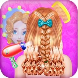 Fashion Girl Braid Hairstyles