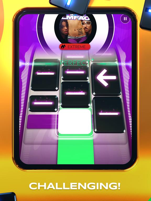 Beatstar iPad app afbeelding 4