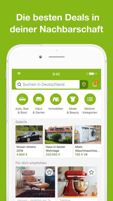 eBay Kleinanzeigen: Marktplatz