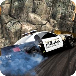 City Police Car Drifting 3D