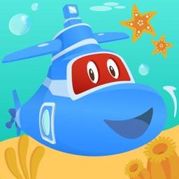Carl Super Truck Underwater