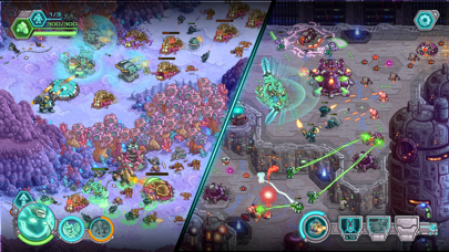 Iron Marines: RTS offline game Screenshot