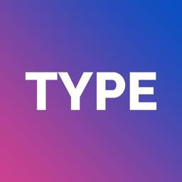 TYPE: Your Prank Stickers