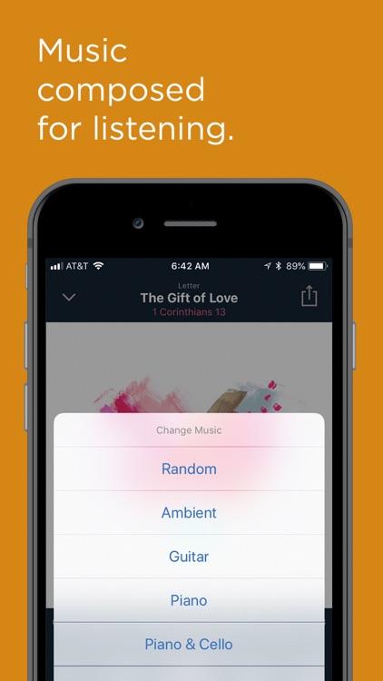 Dwell - Audio Bible App screenshot-3