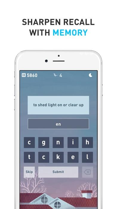 Elevate - Brain Training app image