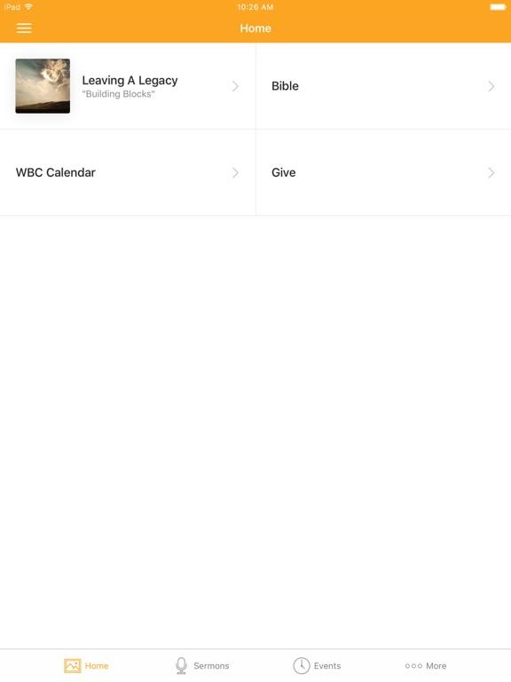 Westside App screenshot 4