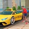 無線タクシー運転ゲーム2021