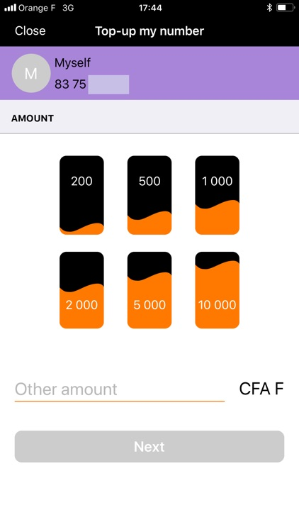 Orange Money Africa screenshot-3