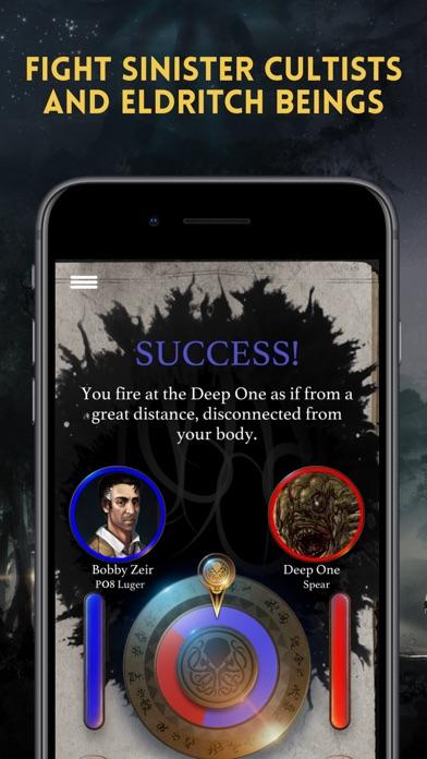 Screenshot 5 Cthulhu Chronicles