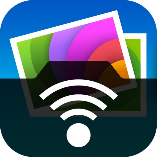PhotoSync – transfer photos icon