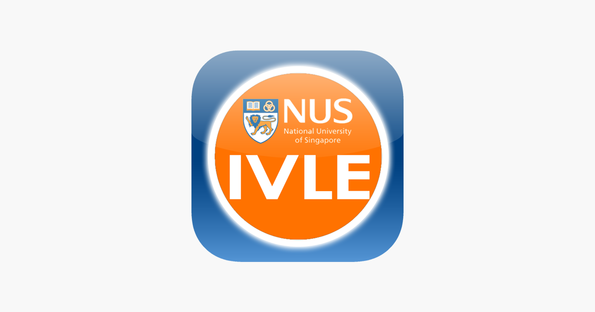 NUS IVLE on the App Store