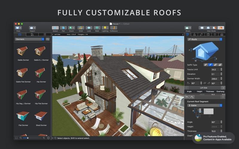 Live Home 3D Pro: Design House Screenshots