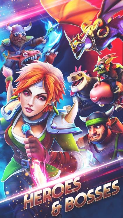 Survival Arena: Tower Defense screenshot-3