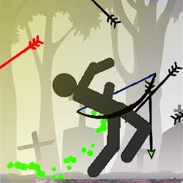 Stick Archer Fighting 2
