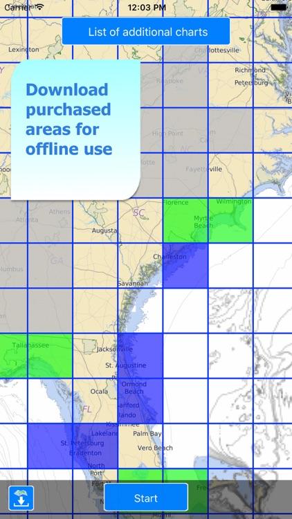 Aqua Map Lakes - Fishing Chart screenshot-5