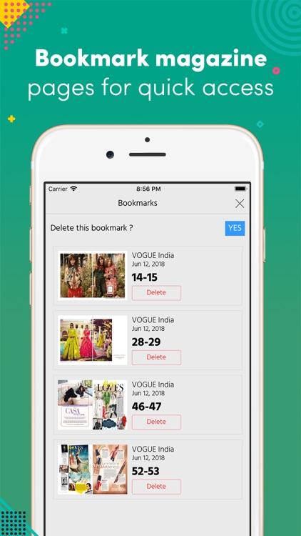 VOGUE India screenshot-3