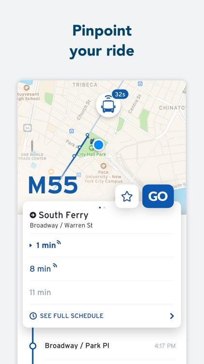 Transit • Subway & Bus Times screenshot-3