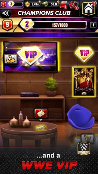 WWE Champions - Puzzle Game screenshot 8