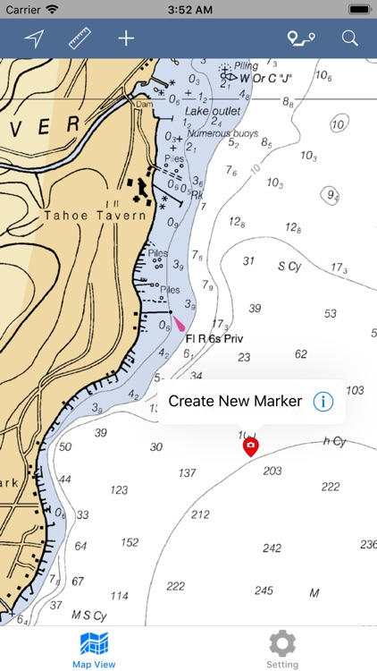 Lake Tahoe – Boating Maps screenshot-4