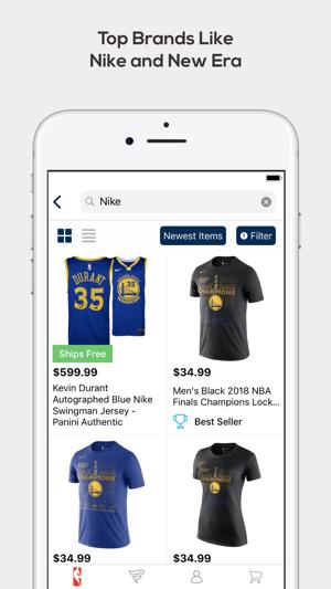 27b1b47f0d08  Fanatics NBA Shop on the App Store