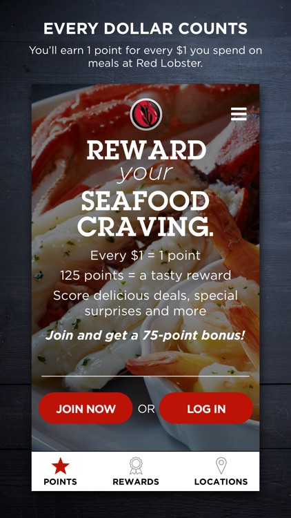 My Red Lobster Rewards℠
