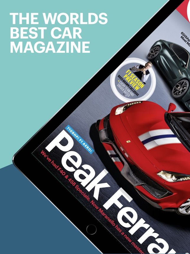 CAR Magazine - News & Reviews on the App Store
