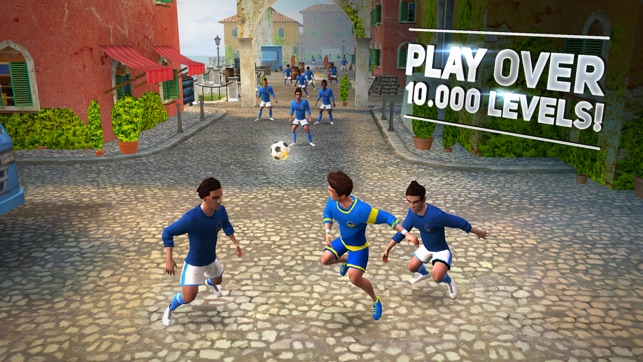 skilltwins football game 2 ios