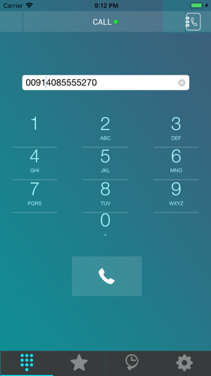 Hello Card Dialer on the App Store