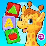 Toddler Games For 2 Year Olds app review