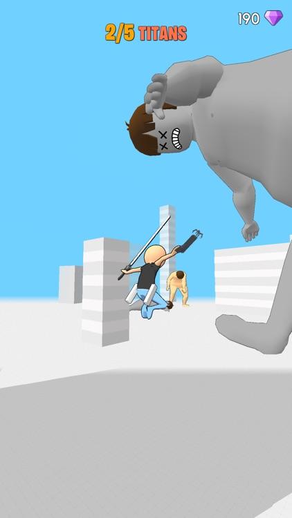 Titans 3D screenshot-3