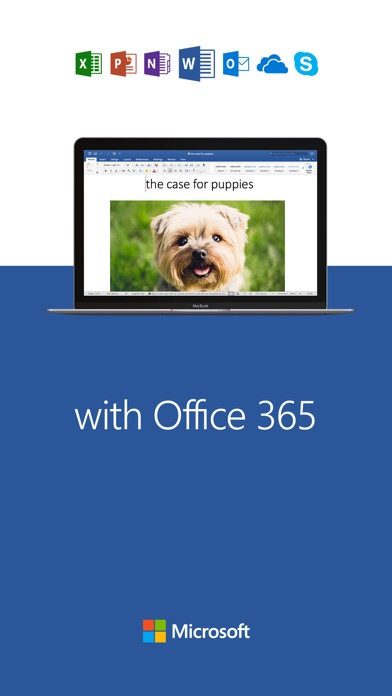 Microsoft Word iPhone