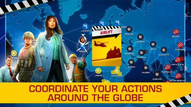 Pandemic: The Board Game screenshot-4