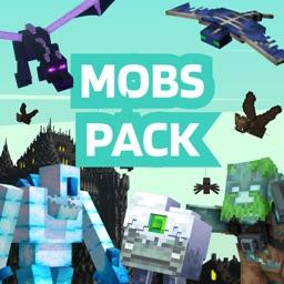 Mobs Mods Skins for Minecraft