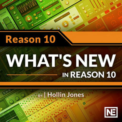 What's New Course in Reason 10