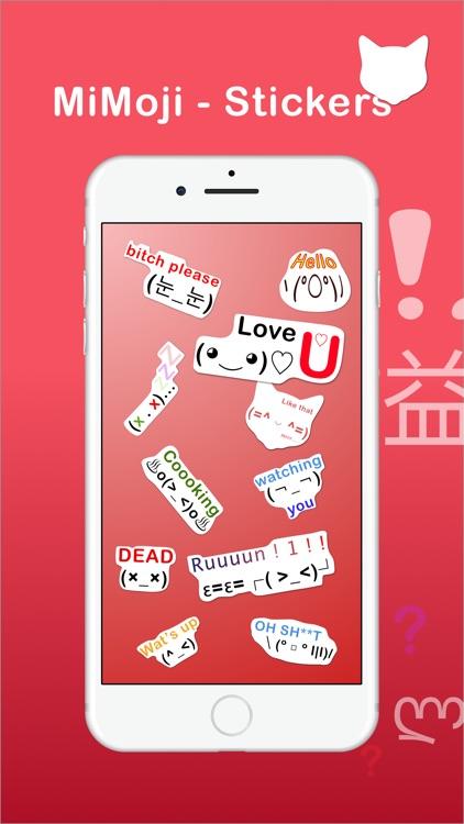 MiMoji - Cute Stickers
