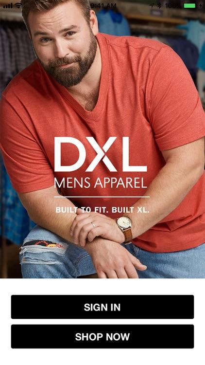 5f163dbdb5 DXL by Destination XL Group