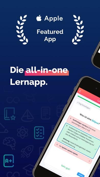 StudySmarter: Die #1 LernappScreenshot von 1
