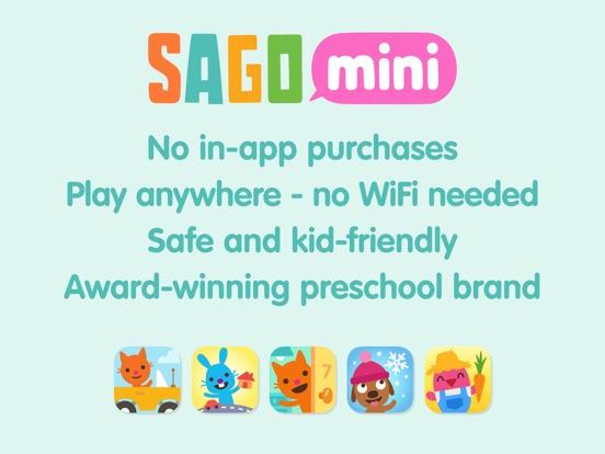 Sago Mini Big City screenshot 13